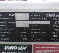 DINO 260 XT